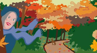 Foliage Peeping | CrunchyTales