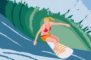 Learning-surf-hanna-suni