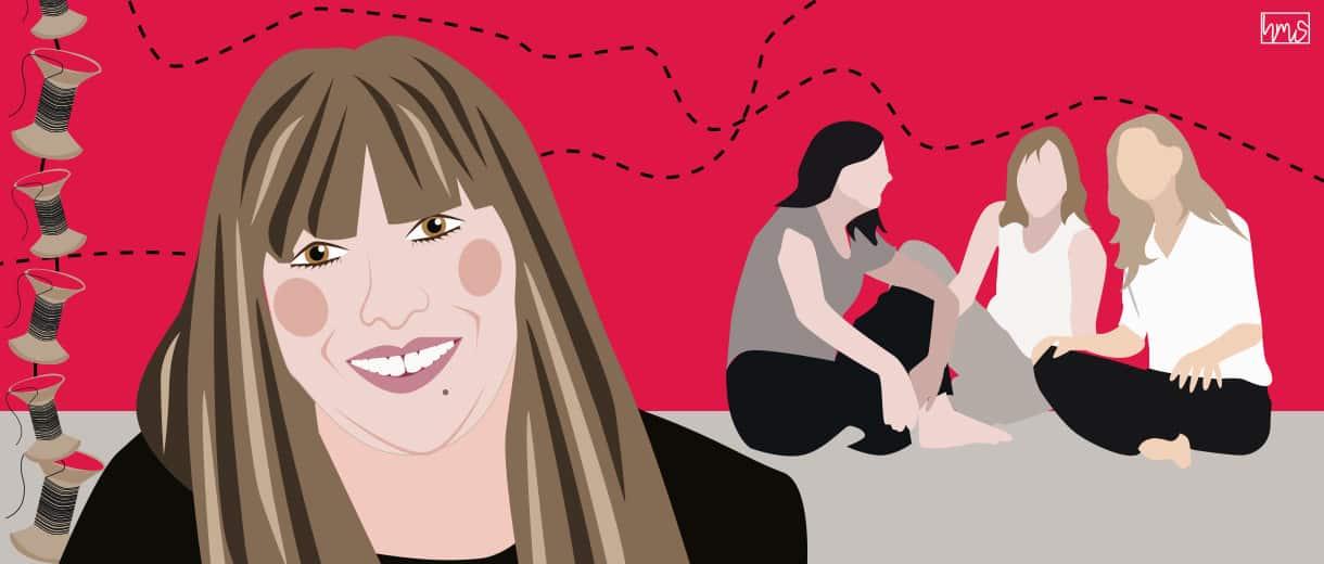 "Louise Nicholson: ""Enjoying Every Minute Of My Midlife Challenge"""