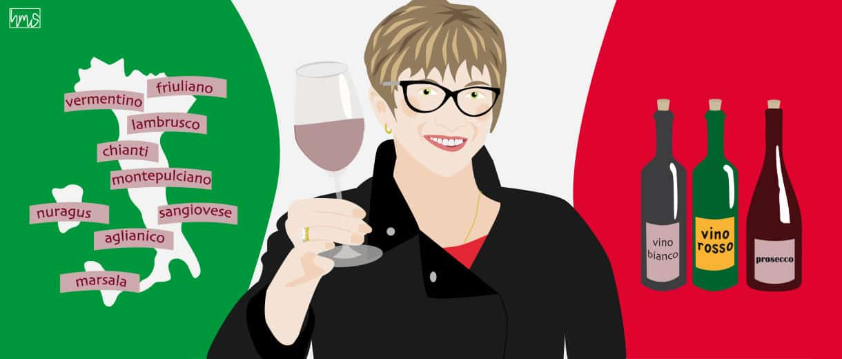 """Wine Expert Michèle Shah: """"A Fine Woman Will Never Go Unnoticed"""""""
