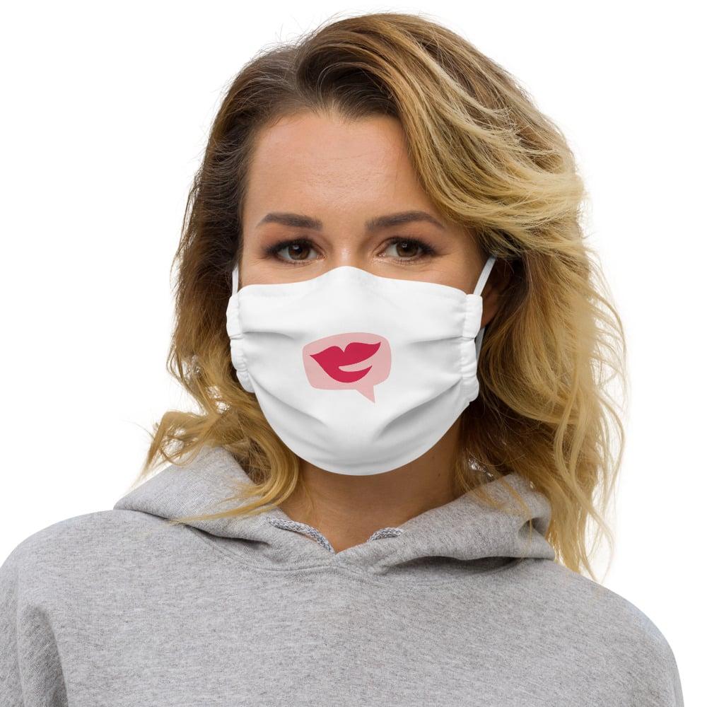 CrunchyTales Face Mask