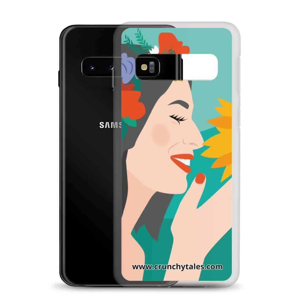 CrunchyTales Samsung Case