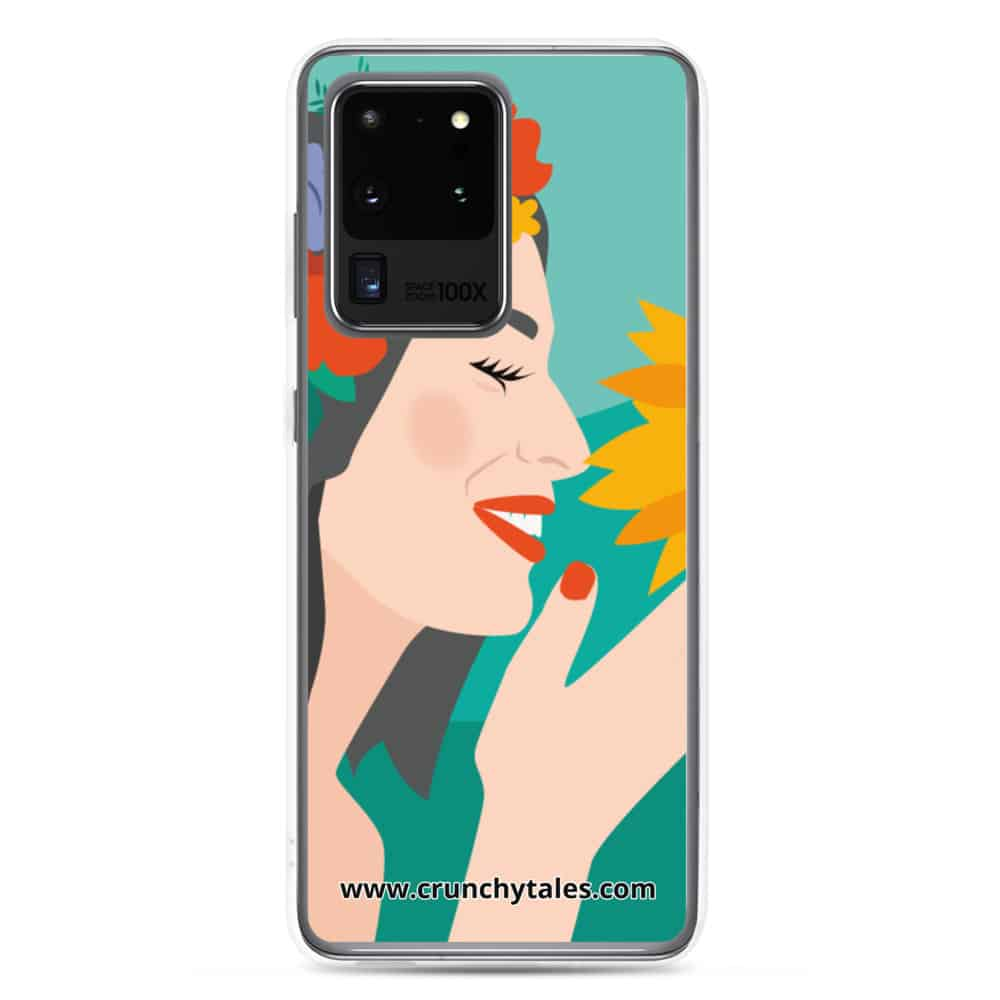 CrunchyTales iPhone Case