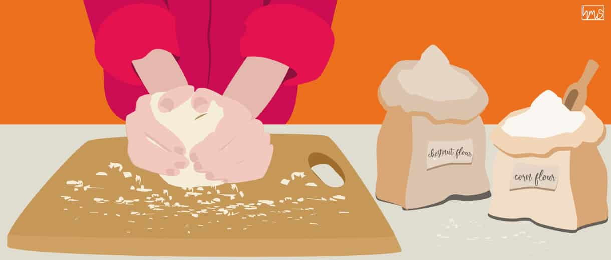 The New Era Of Baking: Experimenting With Alternative Flours
