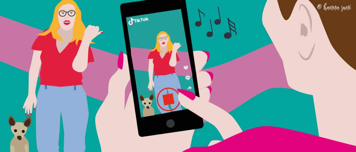 Am I Too Old For TikTok? How Midlife Bloomers Use The New Social Media