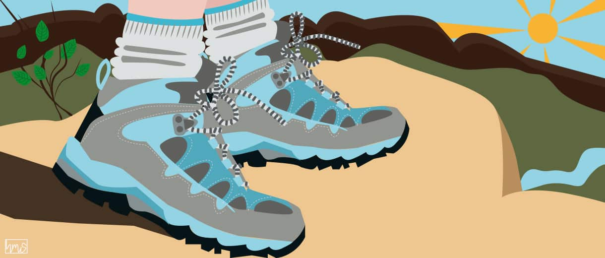 Trekking Boots: How To Choose The Right Ones
